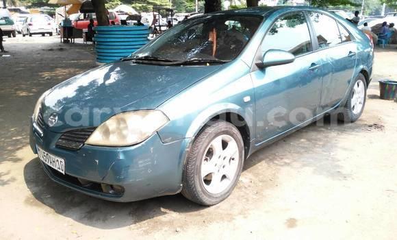 Acheter Voiture Nissan Primera Bleu en Lemba