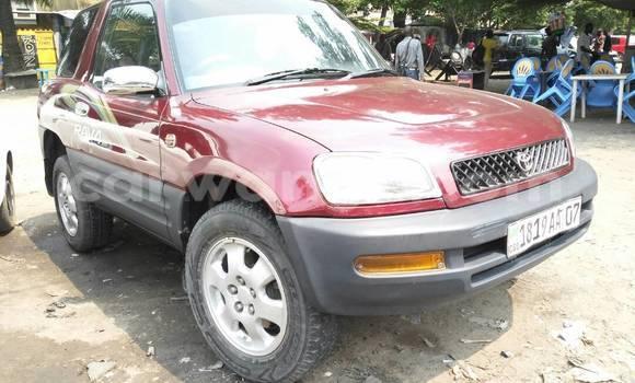 Acheter Voiture Toyota RAV4 Rouge en Lemba