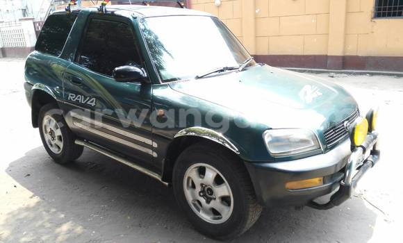 Acheter Voiture Toyota RAV4 Vert en Lemba