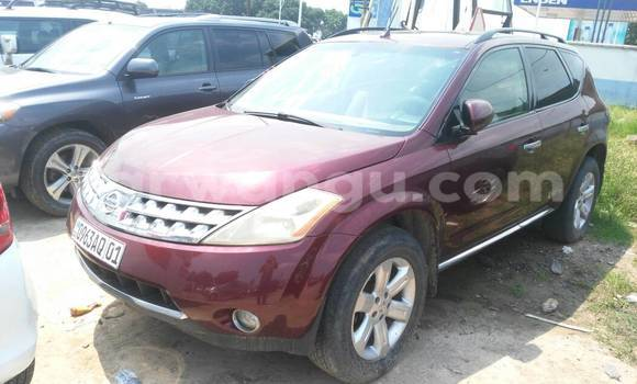 Acheter Voiture Nissan Murano Rouge en Kalamu