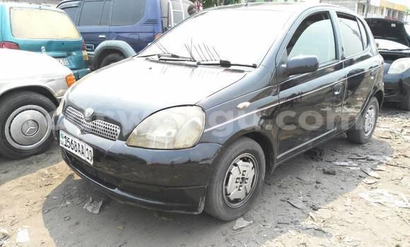Acheter Voiture Toyota Vitz Noir en Limete