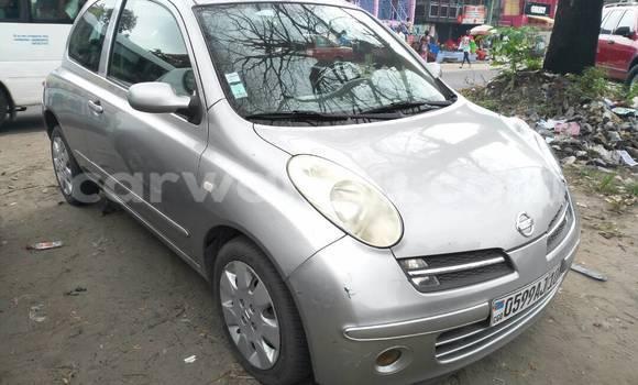 Acheter Voiture Nissan Micra Gris en Bumbu