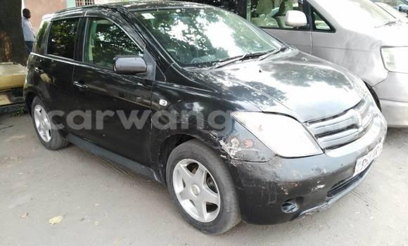 Acheter Voiture Toyota 4Runner Noir en Lemba