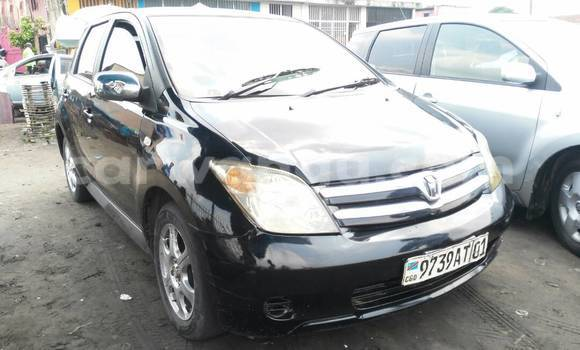 Acheter Voiture Toyota IST Noir en Bandalungwa