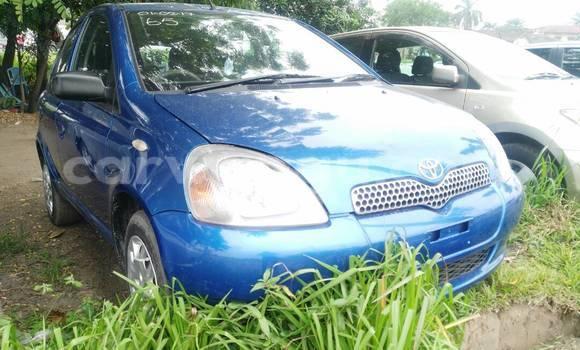 Acheter Voiture Toyota Yaris Bleu en Limete