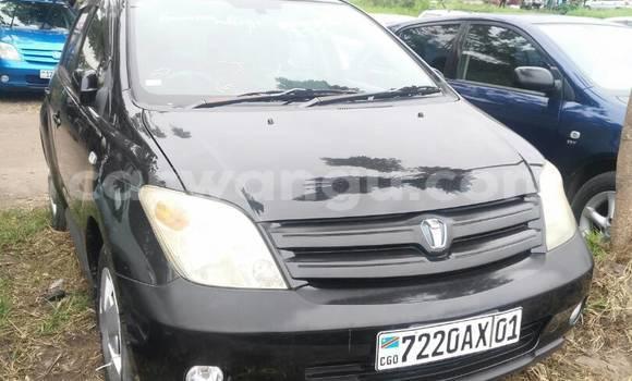 Acheter Voiture Toyota IST Noir en Limete
