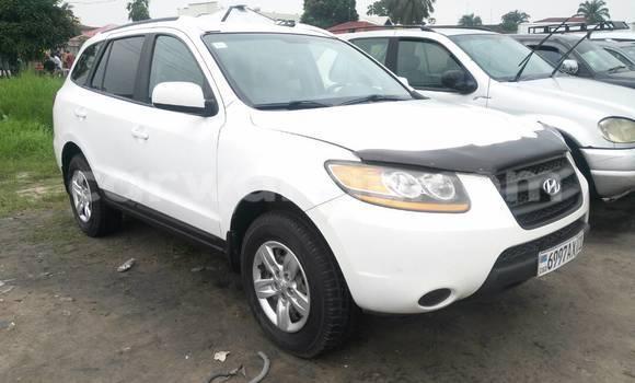 Acheter Voiture Hyundai Santa Fe Blanc en Limete