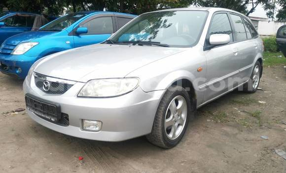 Acheter Voiture Mazda 323 F GLX Gris en Limete