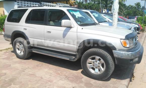Acheter Voiture Toyota 4Runner Gris en Gombe