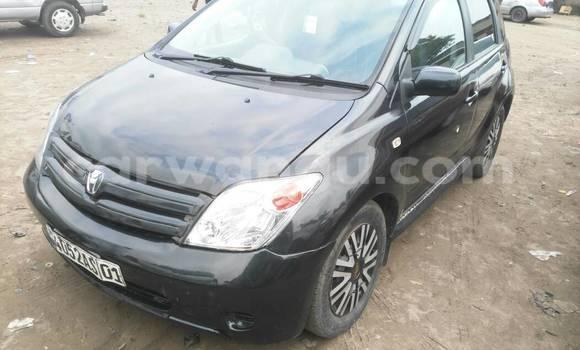Acheter Voiture Toyota IST Noir en Kasa Vubu