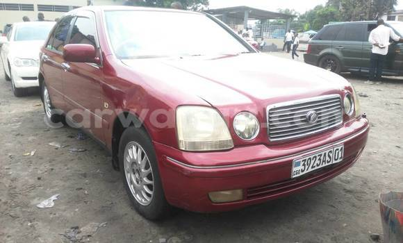 Acheter Voiture Toyota Progres Rouge en Kasa Vubu