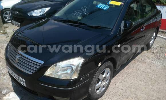 Acheter Voiture Toyota Premio Noir en Gombe