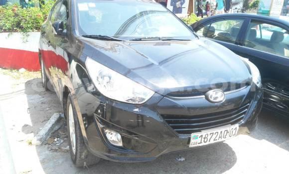 Acheter Voiture Hyundai Tucson Noir en Gombe