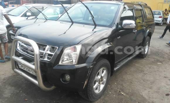Acheter Voiture Isuzu D-MAX Noir en Kasa Vubu