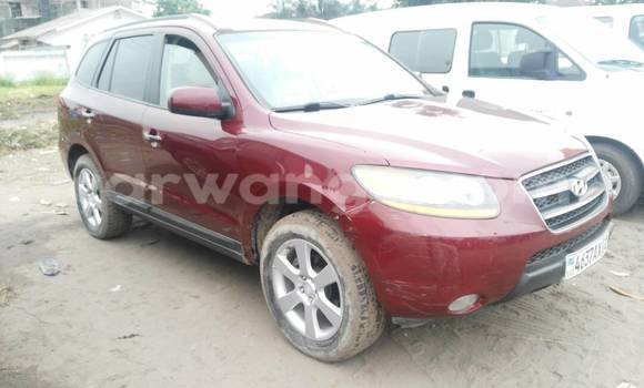 Acheter Voiture Hyundai Accent Rouge à Kinshasa en Kinshasa