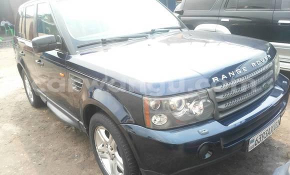 Acheter Voiture Land Rover Range Rover Sport Bleu à Kasa Vubu en Kinshasa