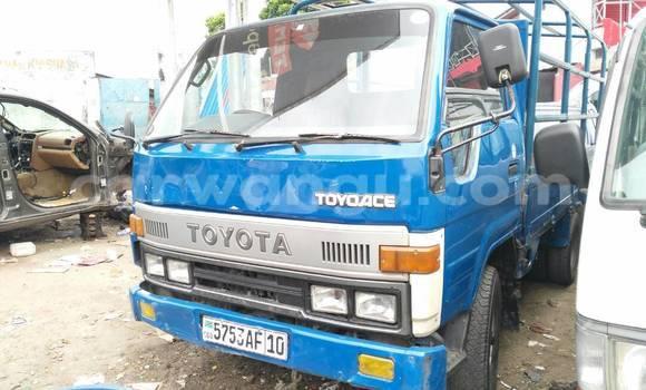 Acheter Voiture Toyota TownAce Bleu à Bandalungwa en Kinshasa