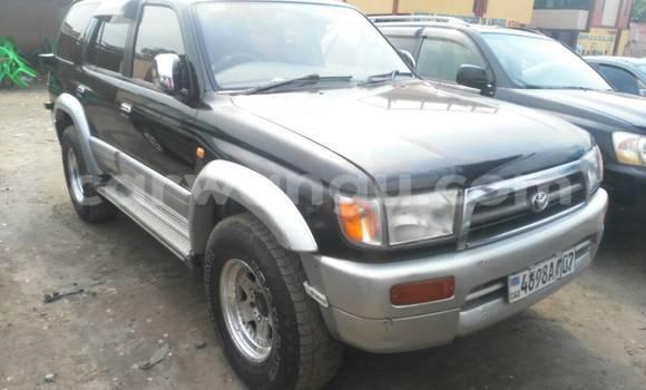 Acheter Voiture Toyota Hilux Surf Noir à Kasa Vubu en Kinshasa