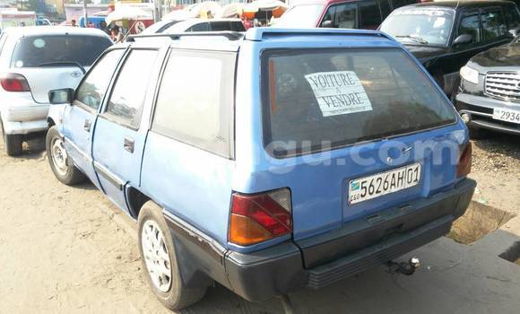 Acheter Voiture Mitsubishi Airtrek - Turbo Bleu à Ndjili en Kinshasa