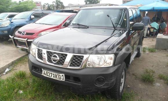Acheter Voiture Nissan Patrol Noir à Kinshasa en Kinshasa