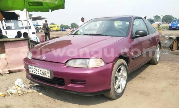Acheter Voiture Hyundai Lantra Rouge à Ndjili en Kinshasa