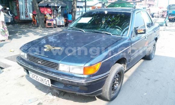 Acheter Voiture Mitsubishi Lancer Bleu à Ndjili en Kinshasa