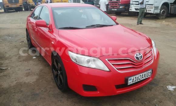 Acheter Voiture Toyota Camry Rouge à Kalamu en Kinshasa