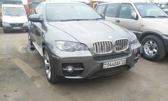 Acheter Voiture BMW X6 Gris à Kalamu en Kinshasa