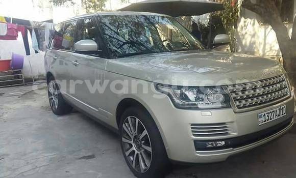 Acheter Voiture Land Rover Range Rover Vert à Kinshasa en Kinshasa