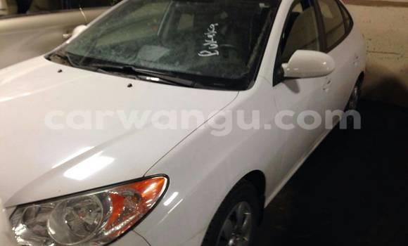 Acheter Voiture Hyundai Elantra Blanc à Kinshasa en Kinshasa