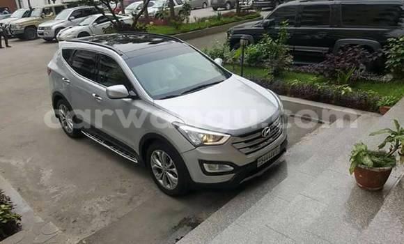 Acheter Voiture Hyundai Santa Fe Gris à Gombe en Kinshasa