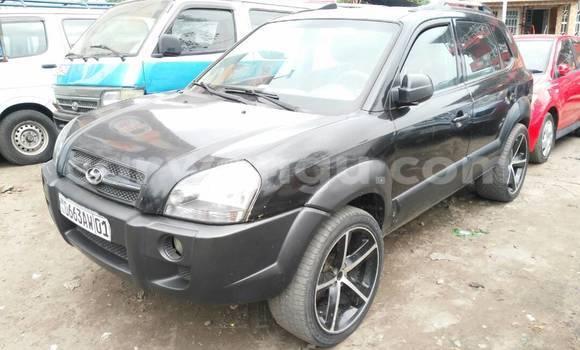 Acheter Voiture Hyundai Terracan Noir à Bandalungwa en Kinshasa