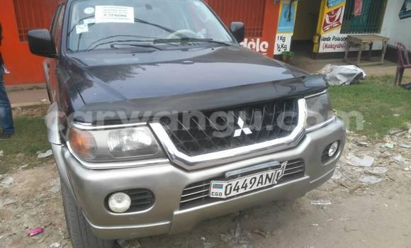 Acheter Voiture Mitsubishi Montero Sport Bleu à Ngaliema en Kinshasa