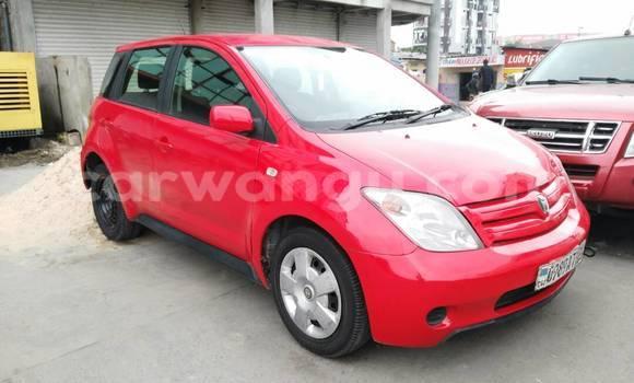 Acheter Voiture Toyota IST Rouge à Kinshasa en Kinshasa