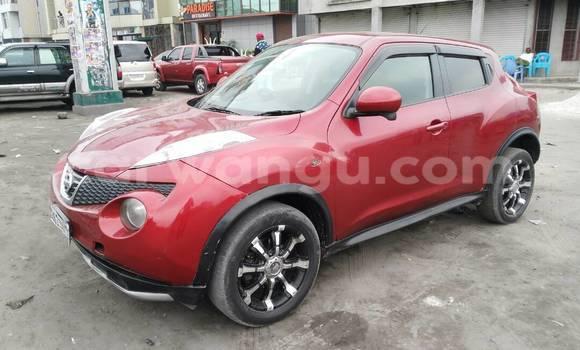 Acheter Voiture Nissan Juke Rouge à Kinshasa en Kinshasa