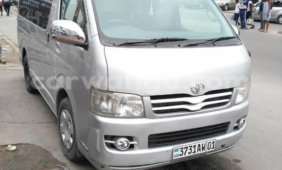 Acheter Voiture Toyota Hiace Gris à Kinshasa en Kinshasa