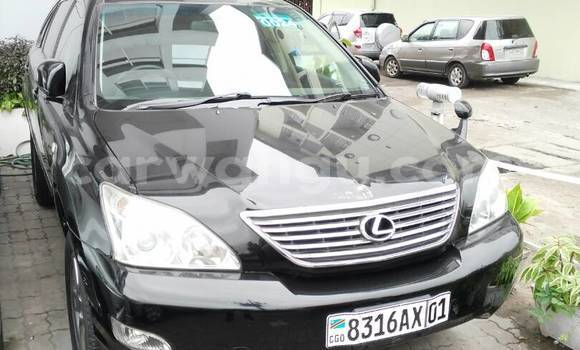 Acheter Voiture Lexus GS 300 Noir à Kinshasa en Kinshasa
