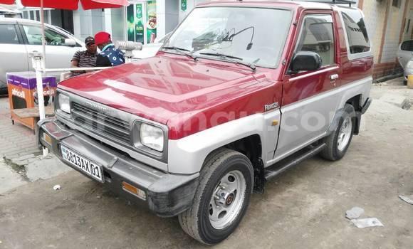 Acheter Voiture Daihatsu Feroza Rouge à Kinshasa en Kinshasa