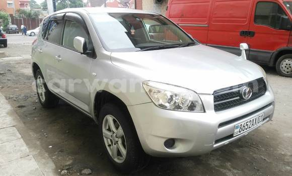 Acheter Voiture Toyota RAV4 Gris à Kinshasa en Kinshasa
