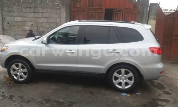 Acheter Voiture Hyundai Santa Fe Gris à Limete en Kinshasa