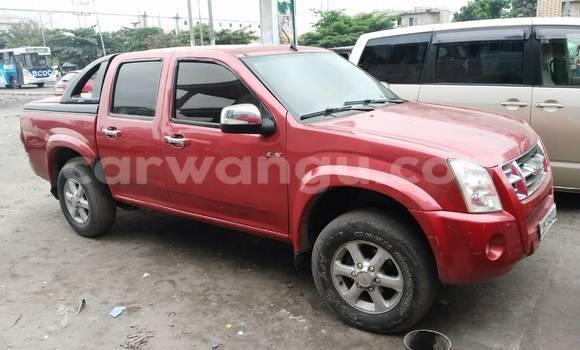 Acheter Voiture Isuzu D-MAX Rouge à Kinshasa en Kinshasa