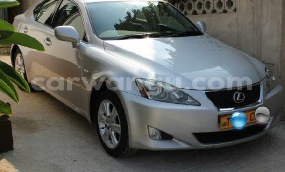 Acheter Voiture Lexus IS Gris à Kinshasa en Kinshasa