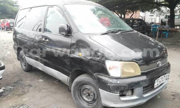 Acheter Voiture Toyota Noah Noir à Lemba en Kinshasa