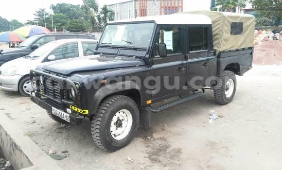 Acheter Voiture Land Rover Defender Noir à Lemba en Kinshasa