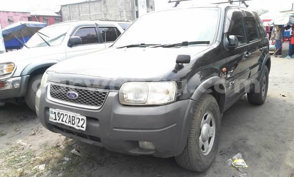 Acheter Voiture Ford Escape Noir à Lemba en Kinshasa