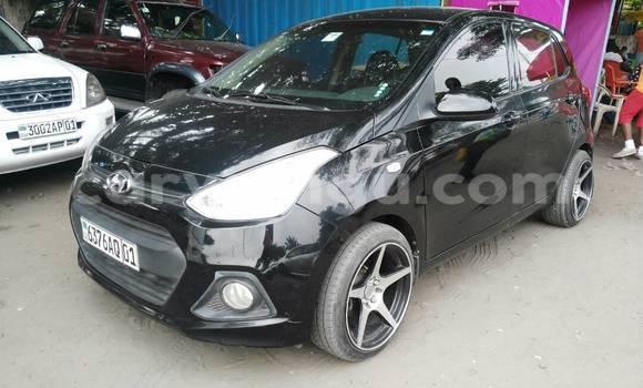 Acheter Voiture Hyundai i10 Noir à Lemba en Kinshasa