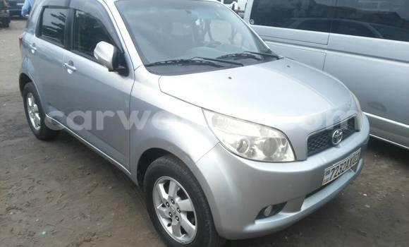 Acheter Voiture Toyota Rush Gris à Kasa Vubu en Kinshasa