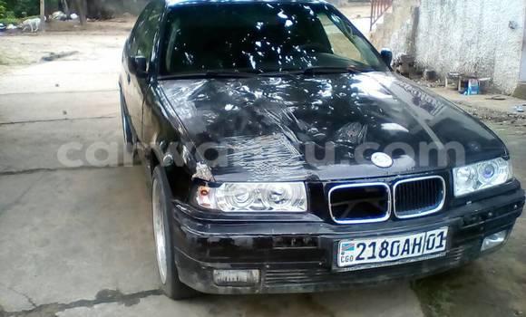 Acheter Voiture BMW 320i Noir à Kasa Vubu en Kinshasa