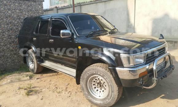 Acheter Voiture Toyota 4Runner Noir à Matete en Kinshasa