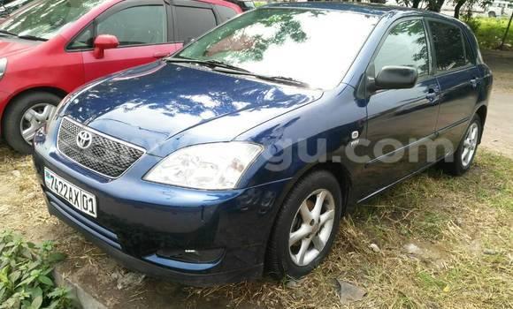 Acheter Voiture Toyota Corolla Bleu à Limete en Kinshasa